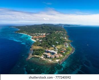 Bay Island, Honduras