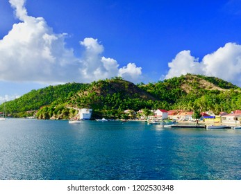 Bay of Les Saintes in Guadeloupe