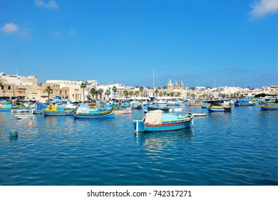 A bay in Malta