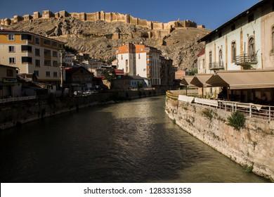 Bayburt City, Çoruh River and Castle of Bayburt