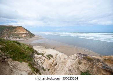 Baylys Beach Neuseeland