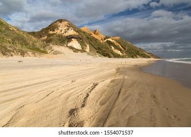 Baylys Beach Northland, New Zealand