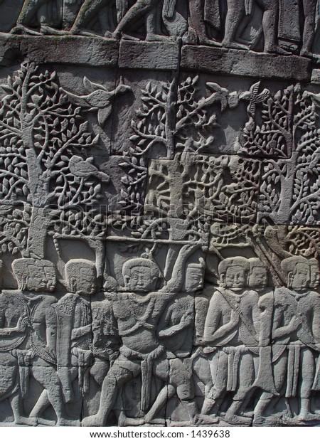 Bayon - Angor Wat - Cambodia