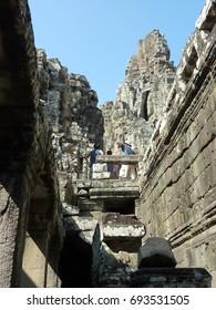 Bayon of Cambodia