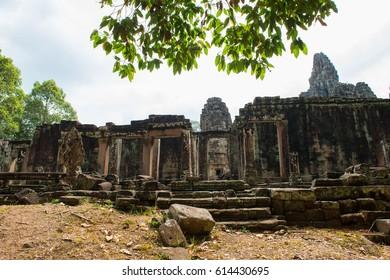 Bayon temple, Angkor Thom - Siem Reap, Cambodia