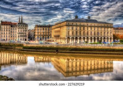 Bayonne city hall - France, Aquitaine