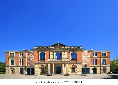 Schießhaus in Bayreuth is a city in Bavaria, Germany, with many historical attractions