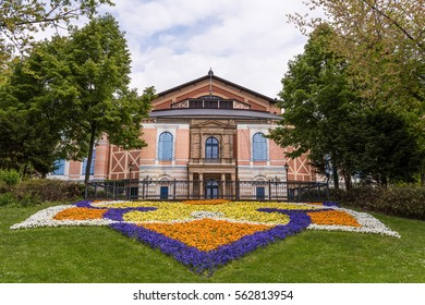 Bayreuth Germnay Festival Theatre