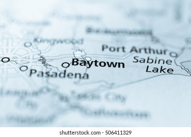 Baytown, Texas, USA.