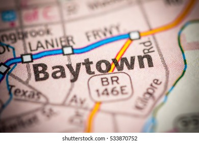 Baytown. Texas. USA