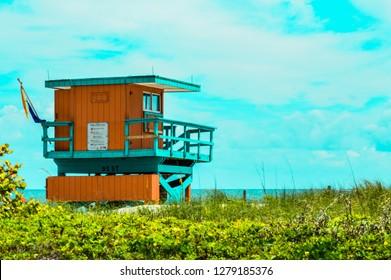 Baywatch Cabin in Miami Beach