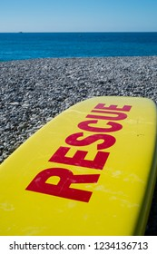 baywatch rescue board, day time