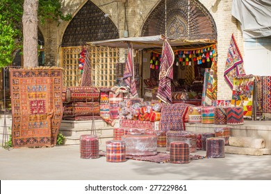 Bazar in Shiraz, Iran