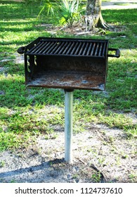 BBQ Campground Grill
