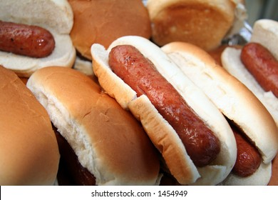BBQ - Hot Dogs - 1