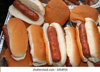 BBQ - Hot Dogs - 2