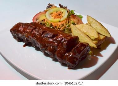 BBQ Ribs Gourmet