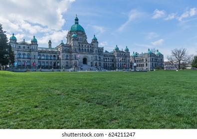 BC Parlament
