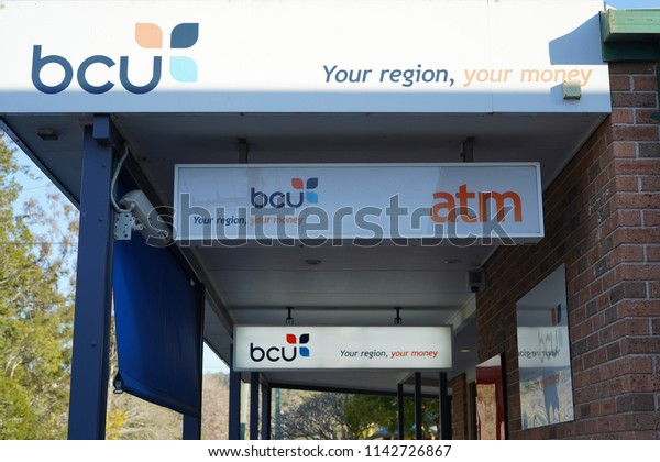 Bcu Credit Union >> Bcu Bank Branch Bellingen Coffs Coast Stock Photo Edit Now