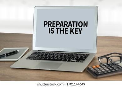 ÊTRE ÉLABORÉ ET LA PRÉPARATION EST LE PRINCIPAL plan, préparer, exécuter