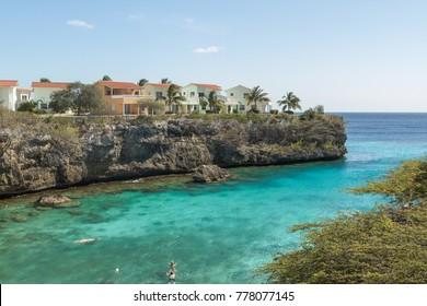 Beach in Curaçao