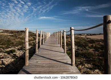 beach access guincho Portugal