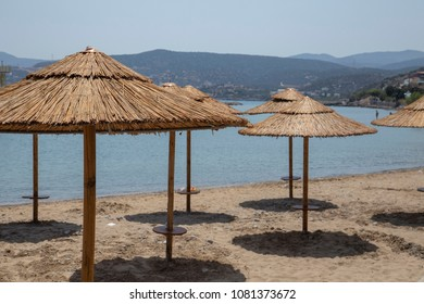 Beach at Agios NIkolaos City Crete