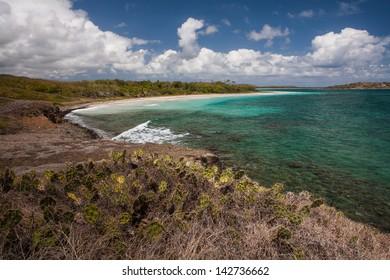 Beach of Anse Trabaud, Martinique