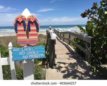 Beach attitude for beach wedding