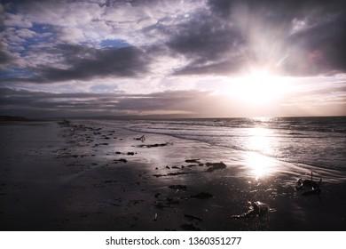 Beach and Breane Down