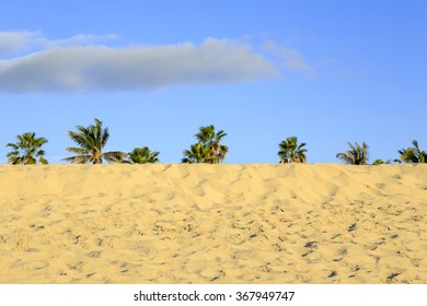 Beach at Cabo San Lucas in Mexico