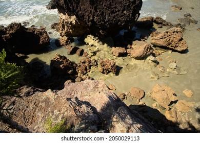 Beach at Cape Hillsborough Queensland Australia