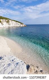 Beach of Capobianco, isola d'Elba, Italy