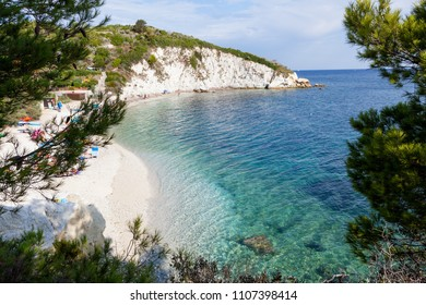 Beach of Capobianco, isola d'Elba, Italy
