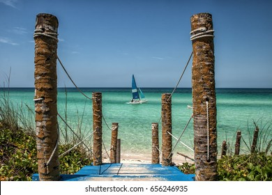 Beach, Cayo Coco, Cuba