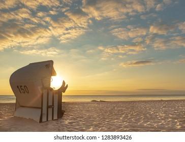 Beach Chair - Baltic Sea (Usedom)