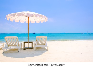 e9a030fa58 Deck Chair On Beach Images, Stock Photos & Vectors | Shutterstock