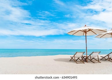 Beach Chair Images, Stock Photos & Vectors | Shutterstock