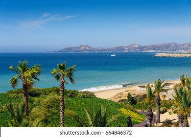 Beach and coastline of Cabo San Lucas, Mexico