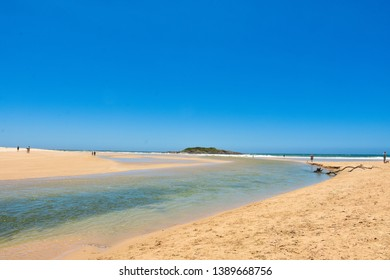 Beach in Coffs harbour Australia
