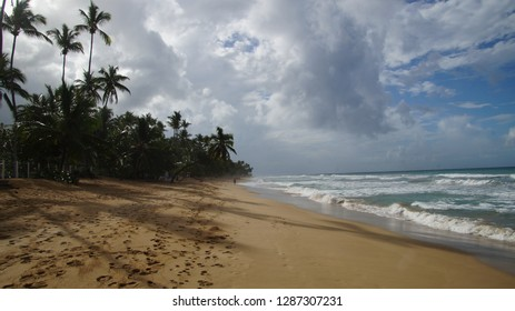 Beach Coson, Samana Peninsula, Dominican Republic - 8th January 2018