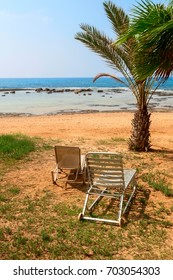 the beach, Cyprus