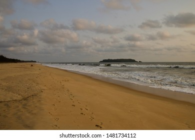 Beach at Gokarna, Karnataka, India
