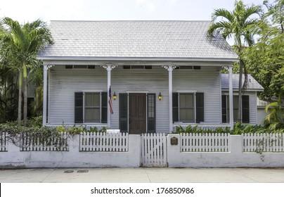 Beach House in the Florida Keys, Florida USA
