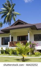 Beach house in Thailand.