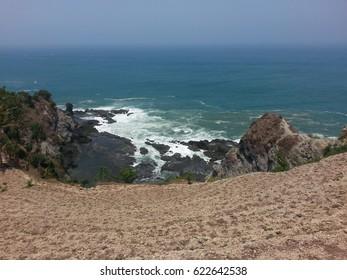 Srakung Beach Jogjakarta Stock Photo (Edit Now) 553962757