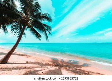 Beach at ko samui, Thailand, Asia