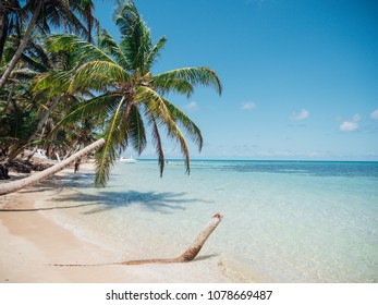 Beach landscape Nicaragua