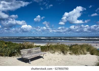 beach Langeoog, Germany