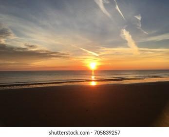 Beach life, North Norfolk, UK